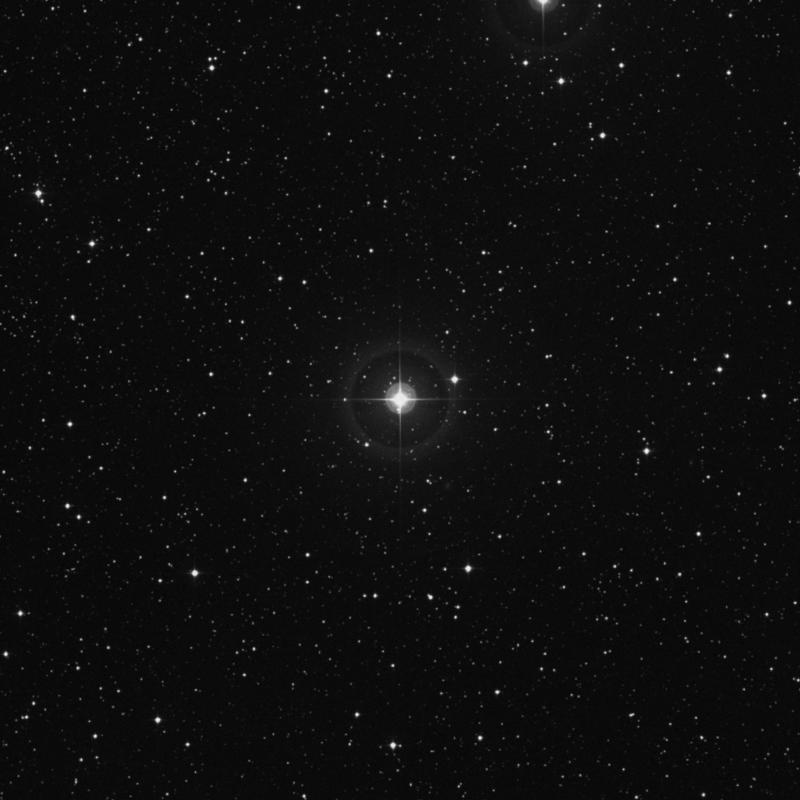 Image of 121 Tauri star