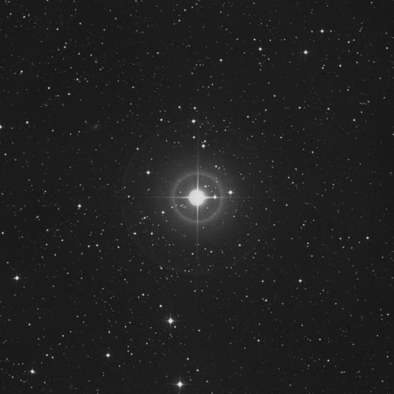 Image of λ Orionis (lambda Orionis) star