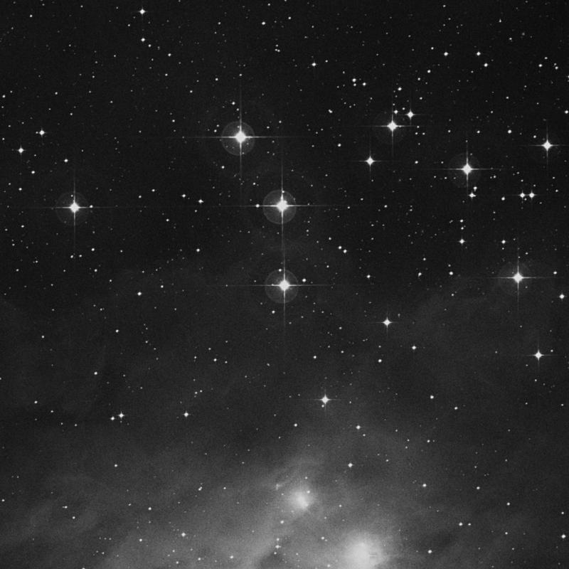 Image of HR1890 star