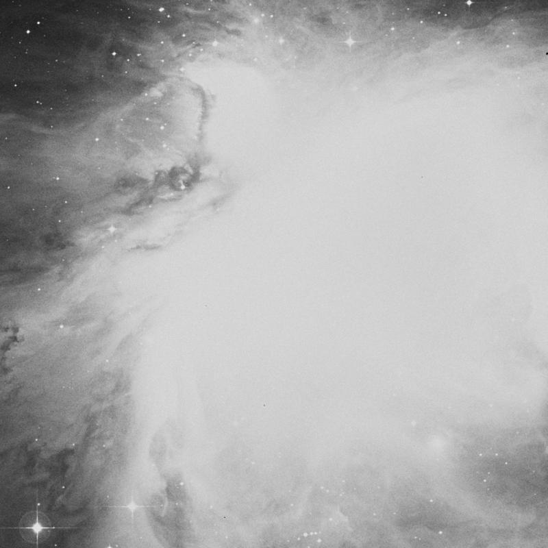 Image of θ2 Orionis (theta2 Orionis) star