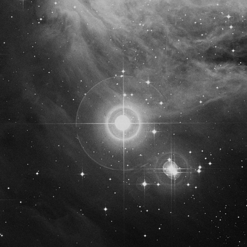 Image of Hatysa - ι Orionis (iota Orionis) star