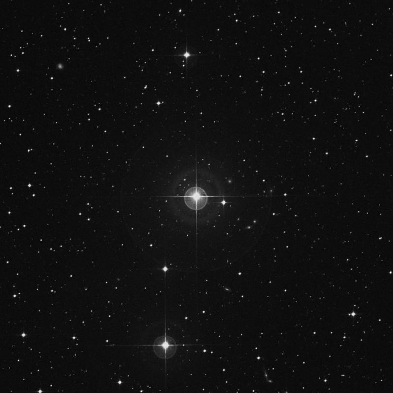 Image of HR1909 star