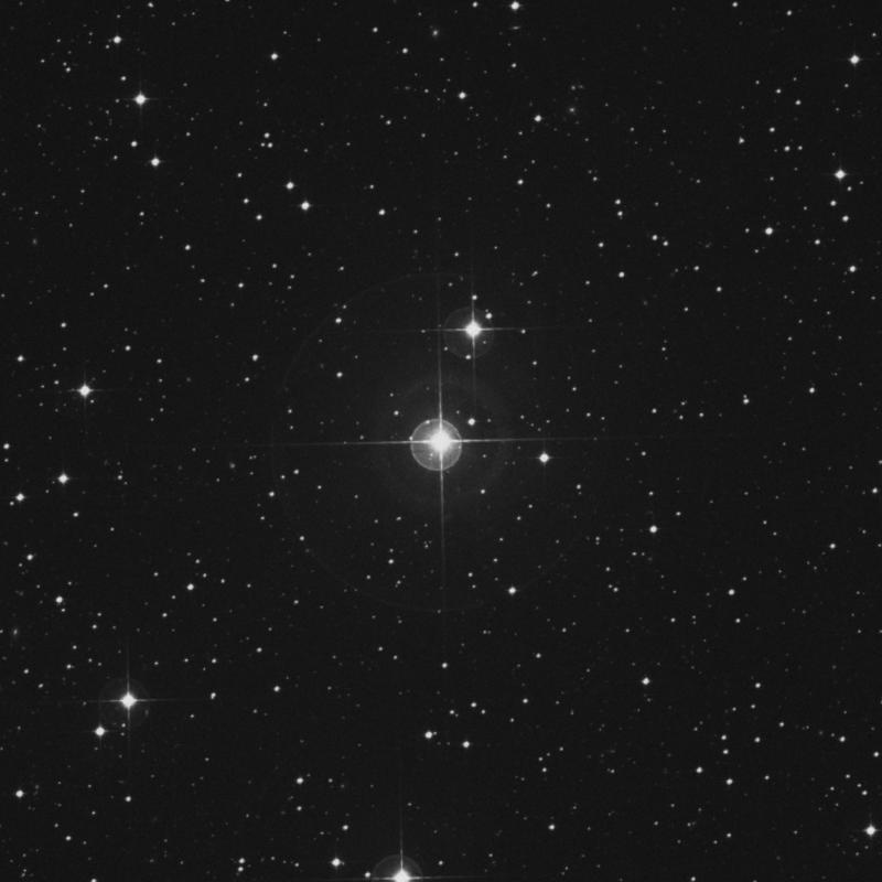 Image of ν2 Columbae (nu2 Columbae) star