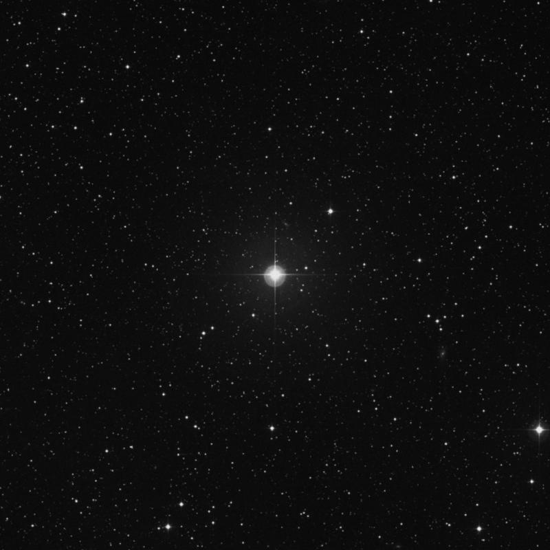 Image of 126 Tauri star