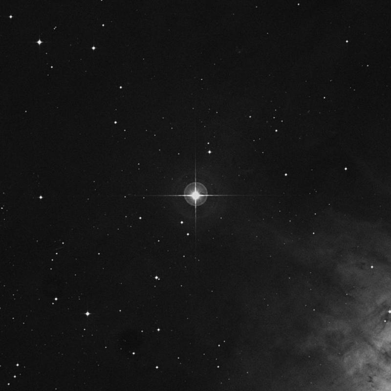 Image of HR1970 star