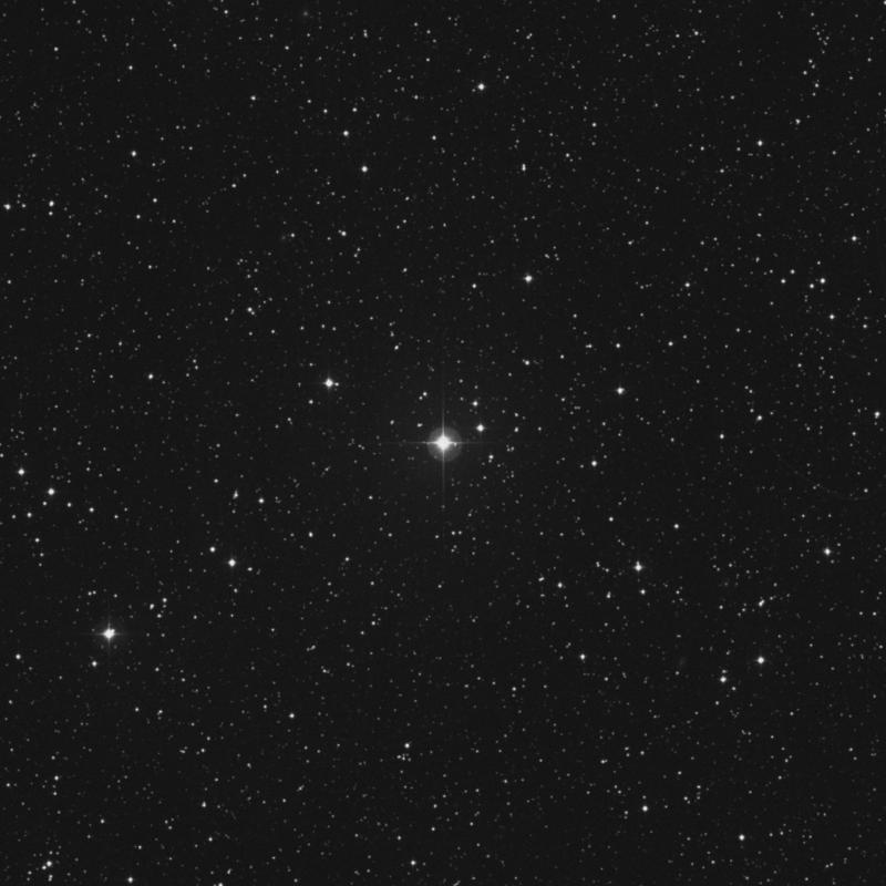 Image of 129 Tauri star