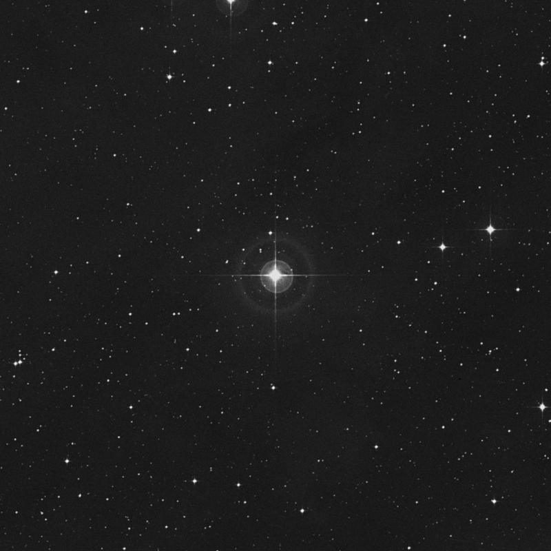 Image of HR1986 star