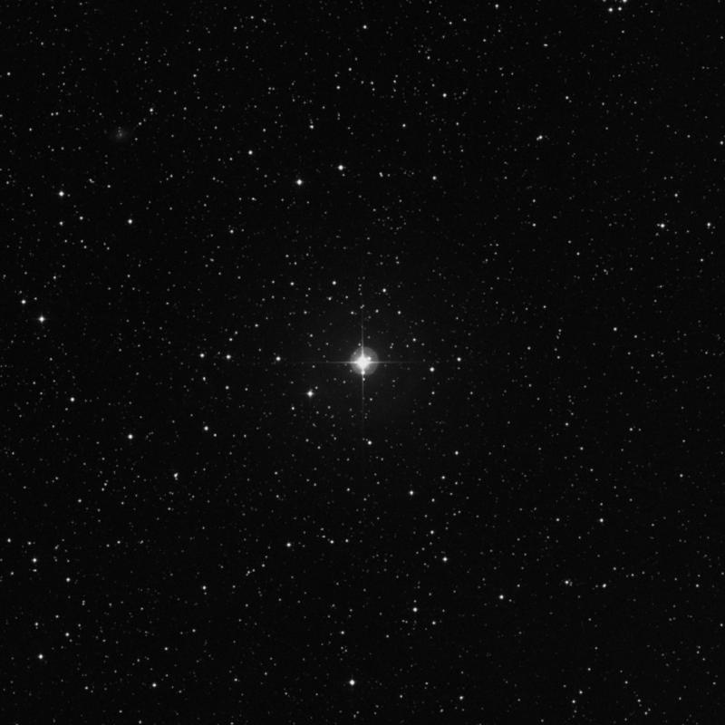 Image of 133 Tauri star