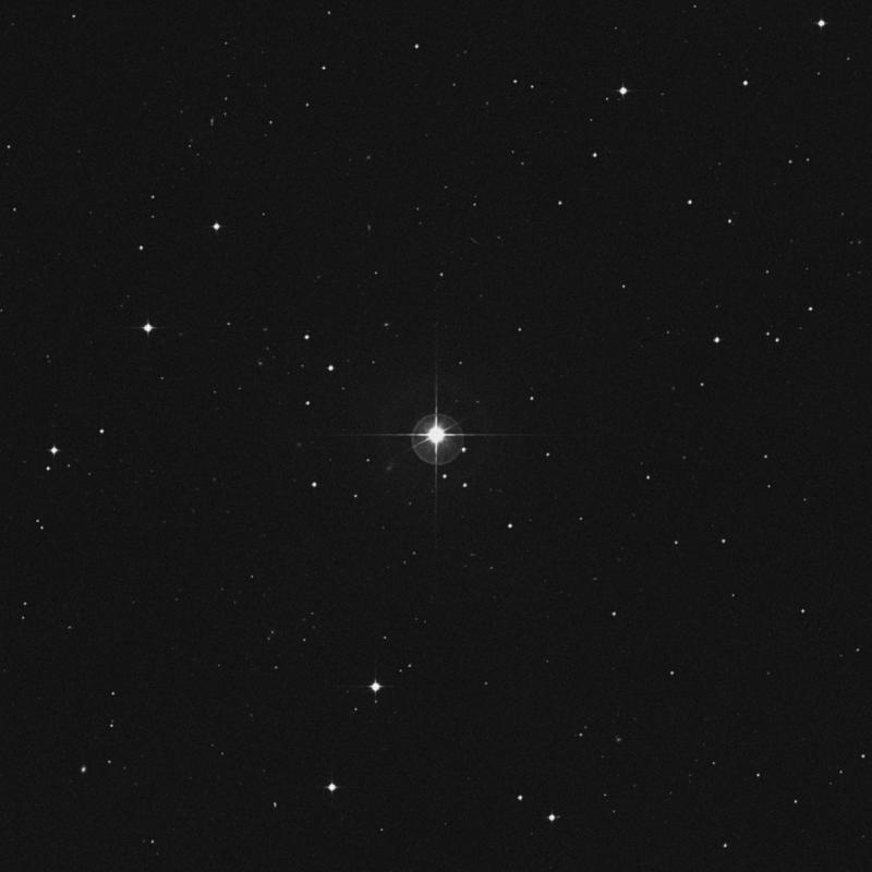 Image of 18 Ceti star