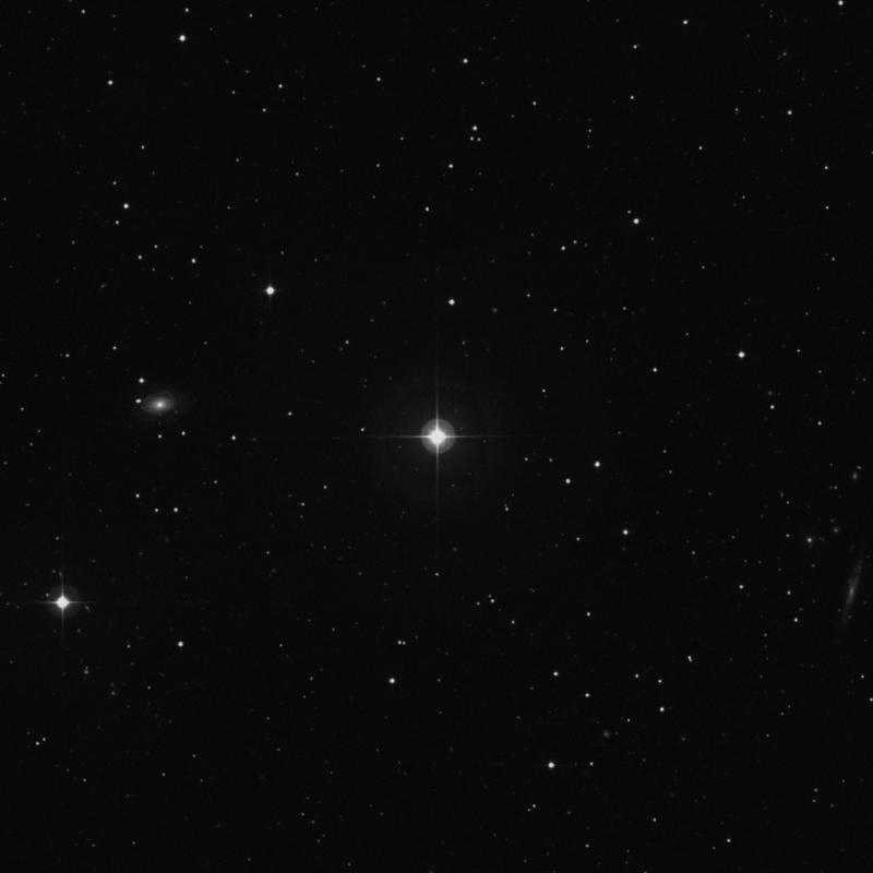 Image of 59 Piscium star