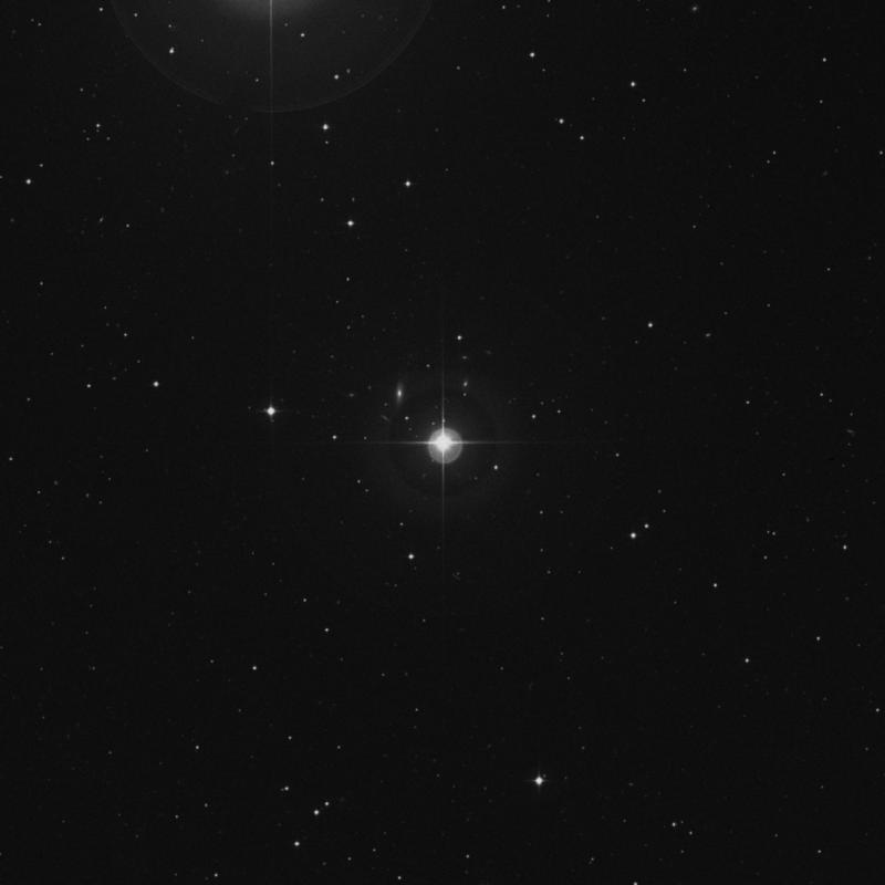 Image of 62 Piscium star
