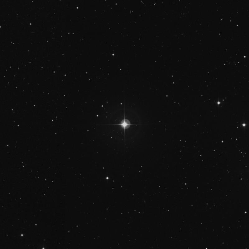 Image of 66 Piscium star