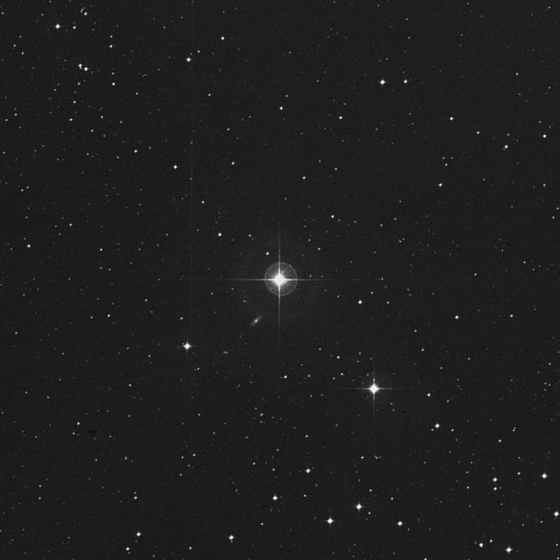 Image of HR2001 star