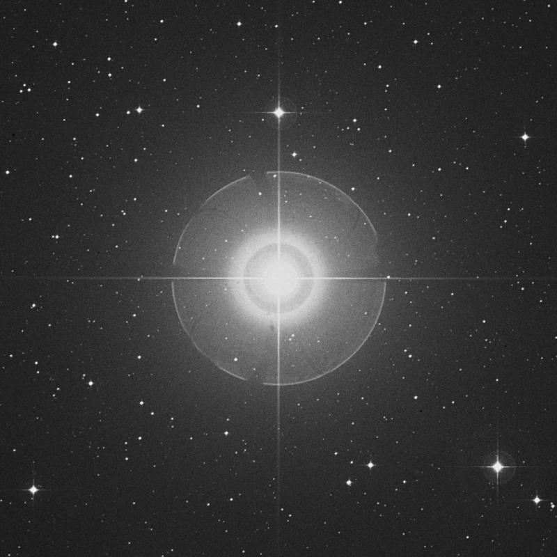 Image of Saiph - κ Orionis (kappa Orionis) star