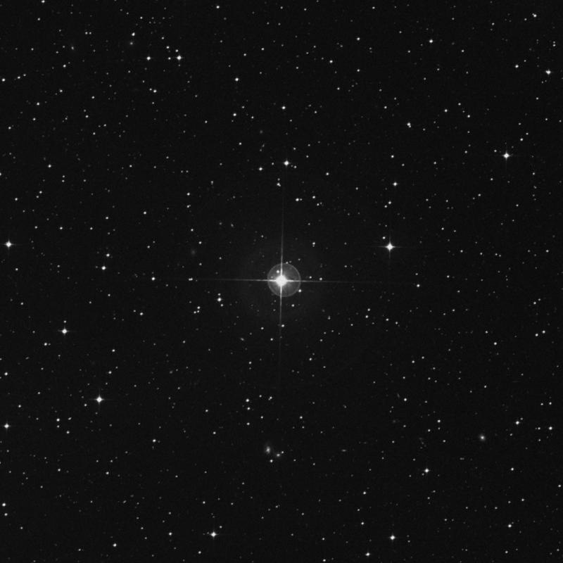 Image of HR2009 star