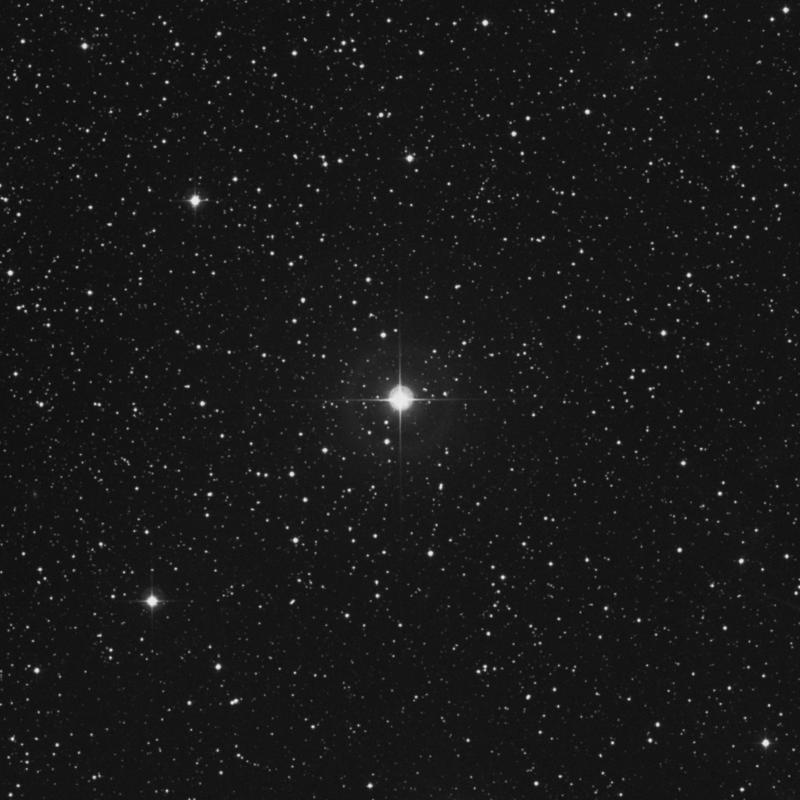Image of HR2013 star