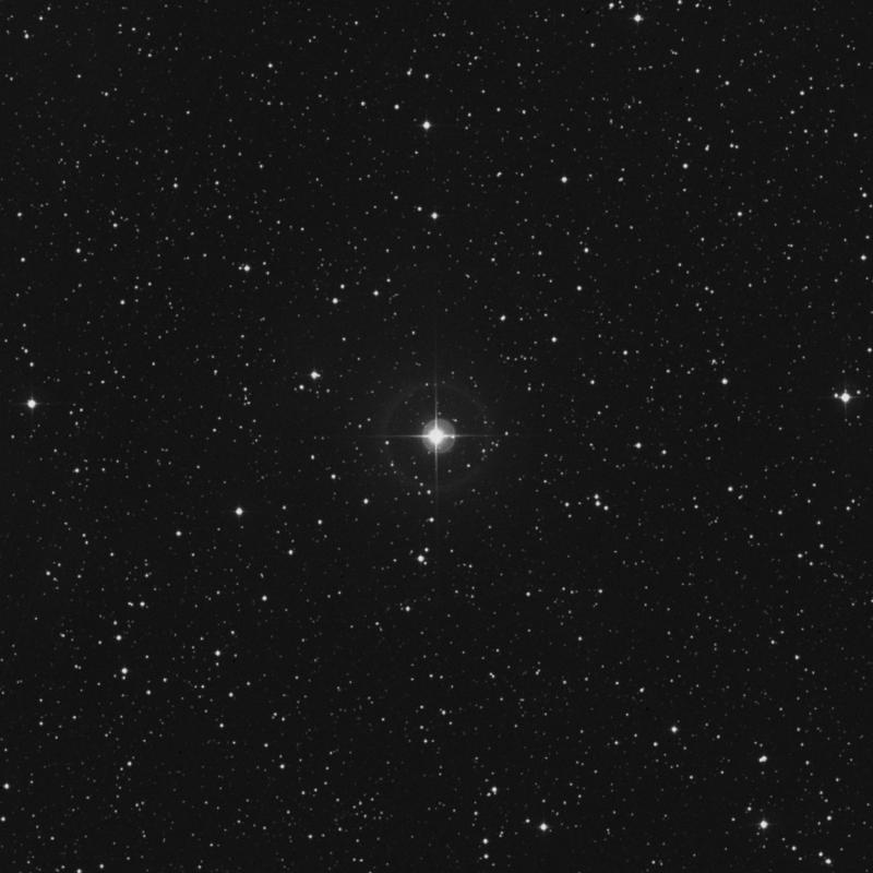 Image of HR2014 star