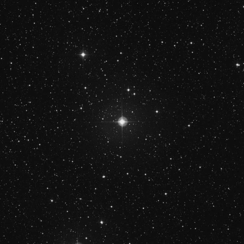 Image of 135 Tauri star