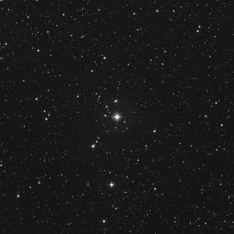 Image of 57 Orionis star