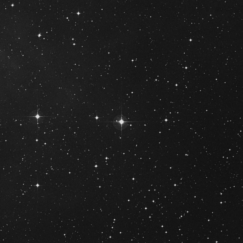Image of HR2058 star