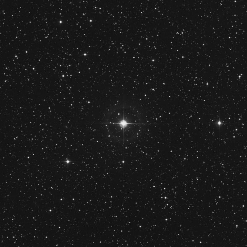 Image of HR2076 star