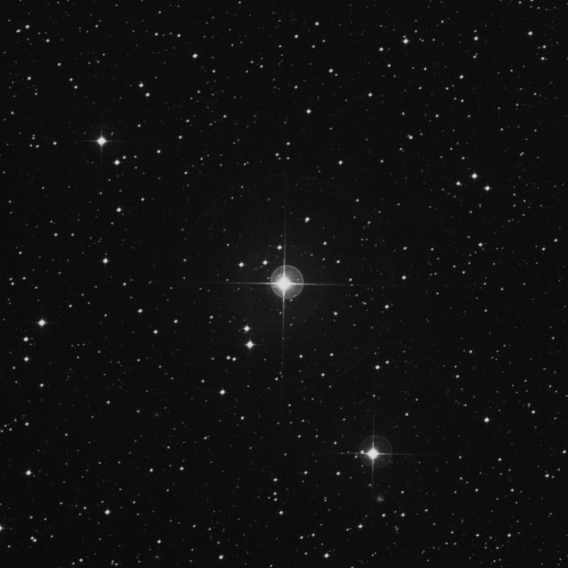 Image of σ Columbae (sigma Columbae) star