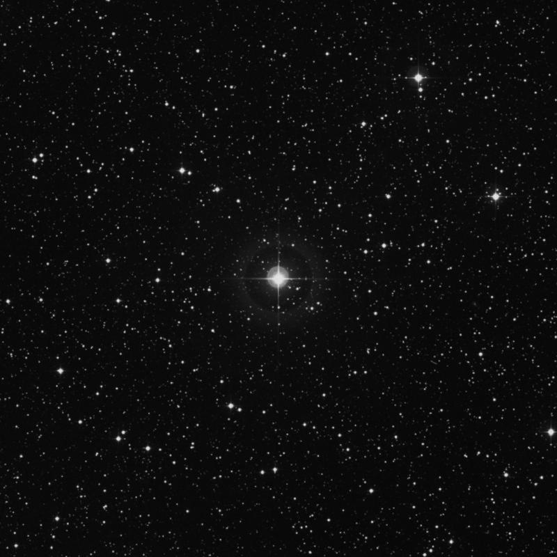 Image of HR2099 star