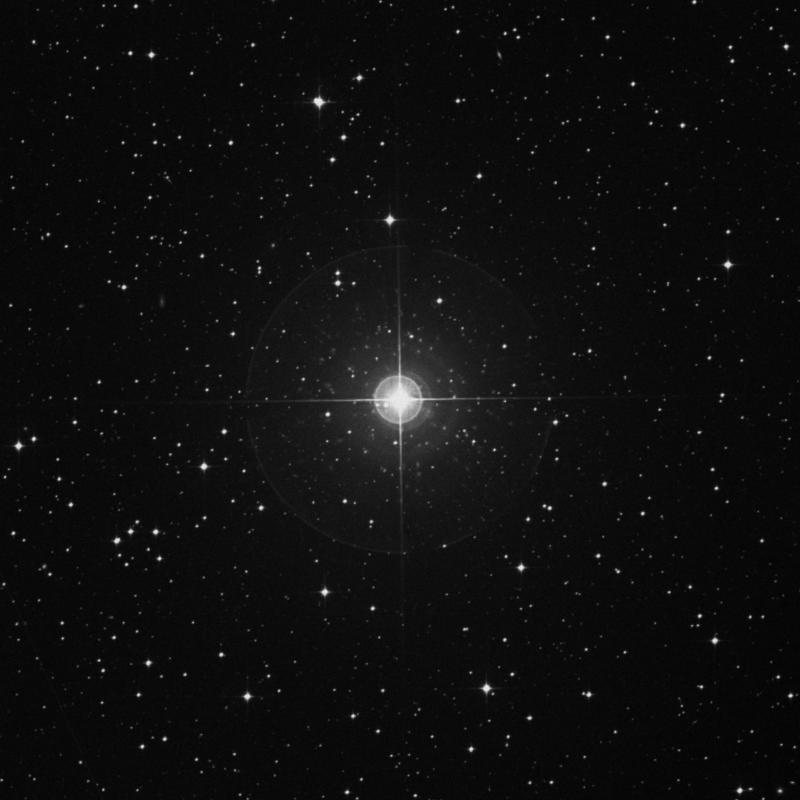 Image of γ Columbae (gamma Columbae) star