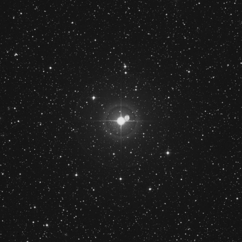 Image of μ Orionis (mu Orionis) star