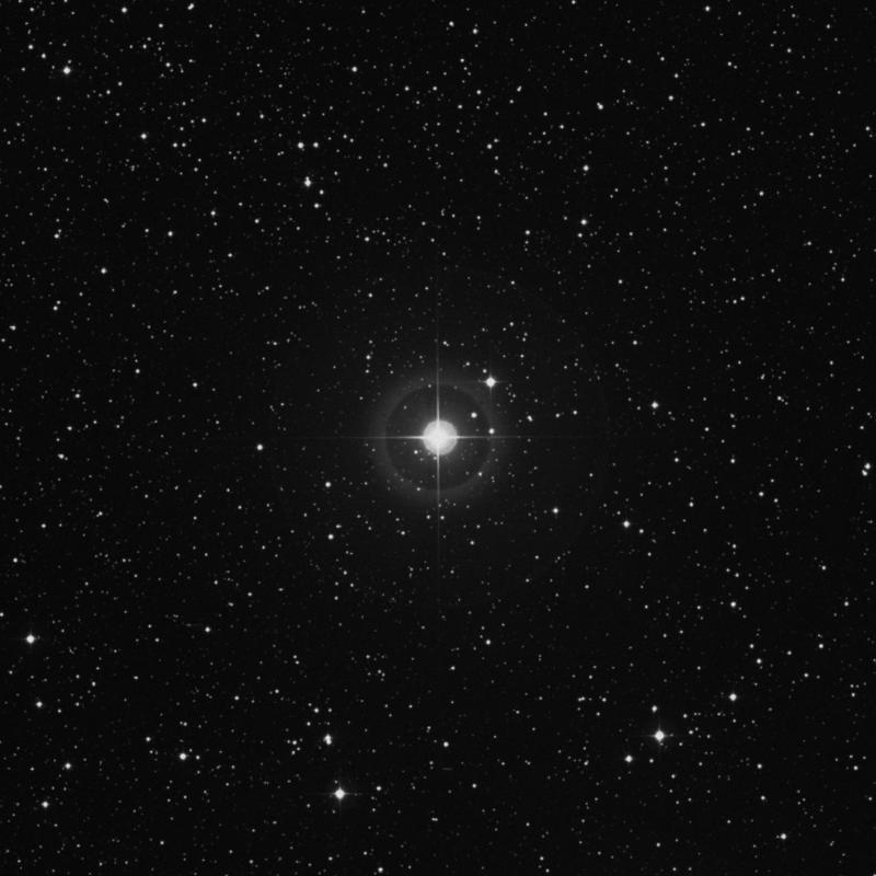 Image of ν Orionis (nu Orionis) star