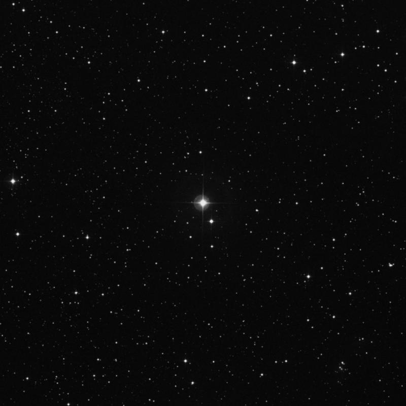 Image of 68 Orionis star
