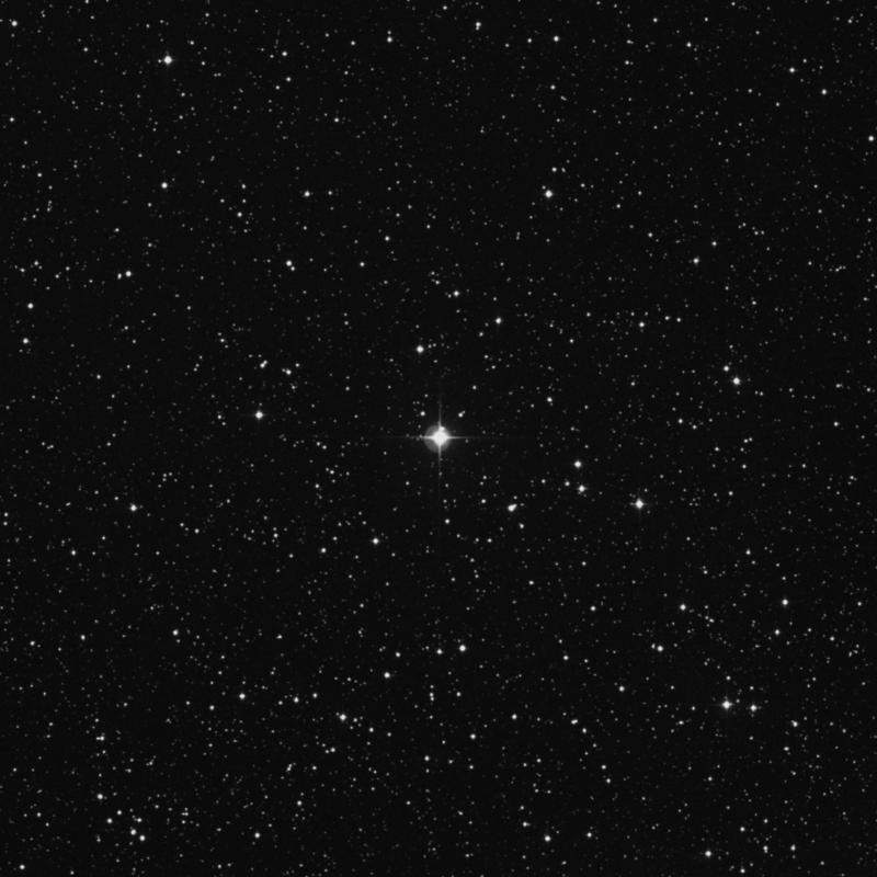 Image of HR2208 star