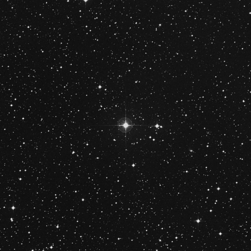 Image of 6 Monocerotis star