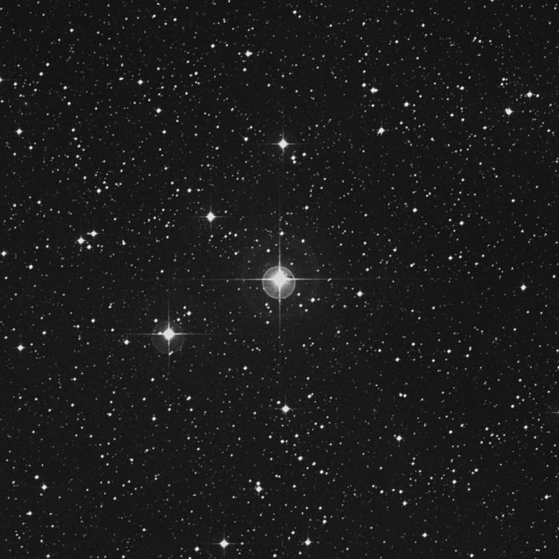 Image of 7 Monocerotis star