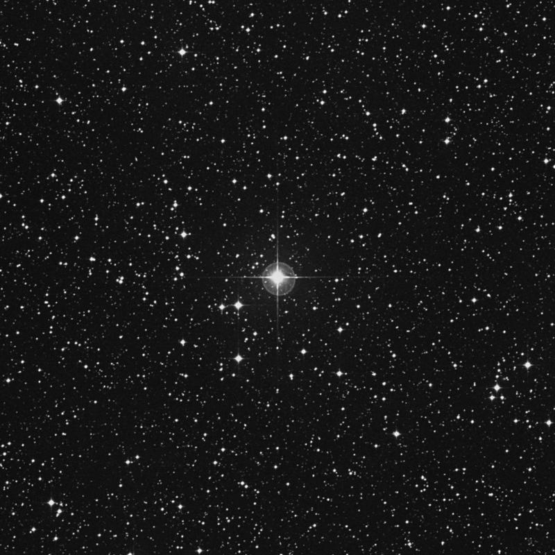 Image of HR2317 star