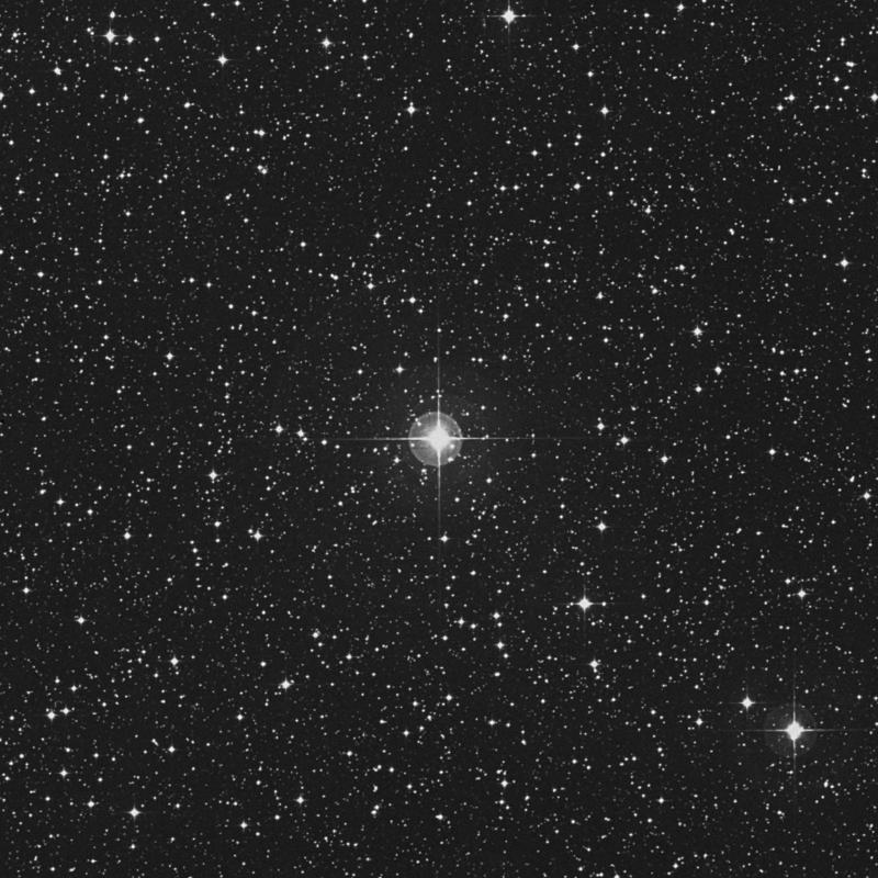 Image of HR2418 star