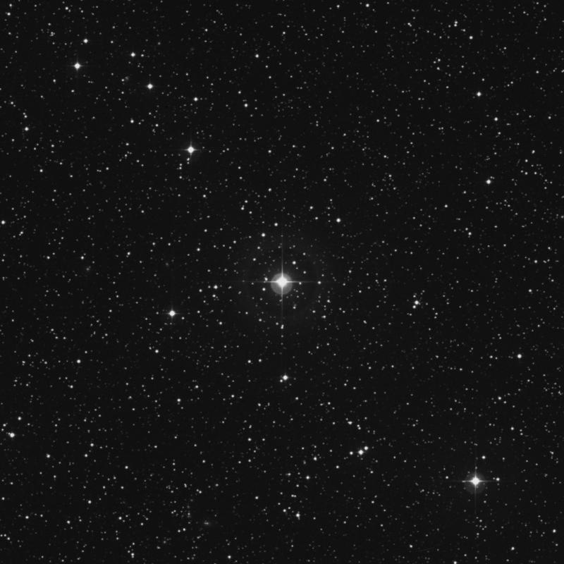 Image of HR2436 star
