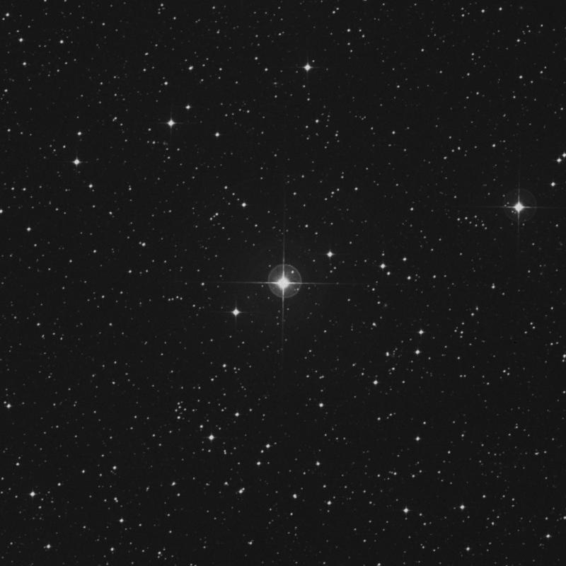 Image of HR2445 star