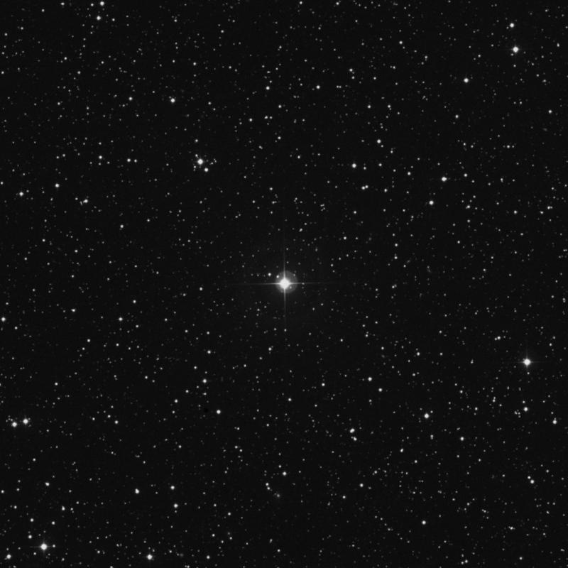 Image of 25 Geminorum star
