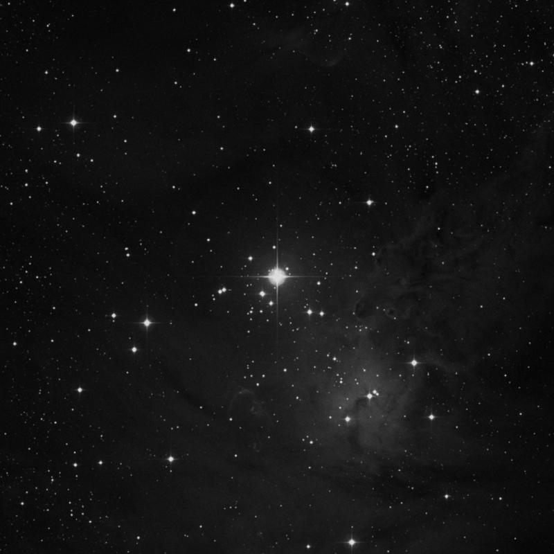 Image of 15 Monocerotis star