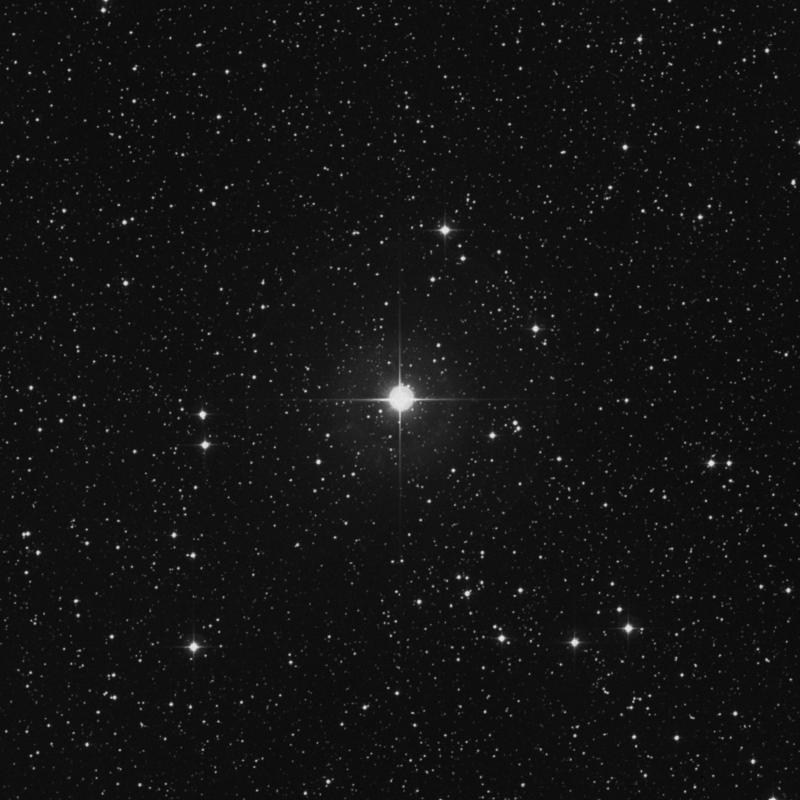 Image of 17 Monocerotis star