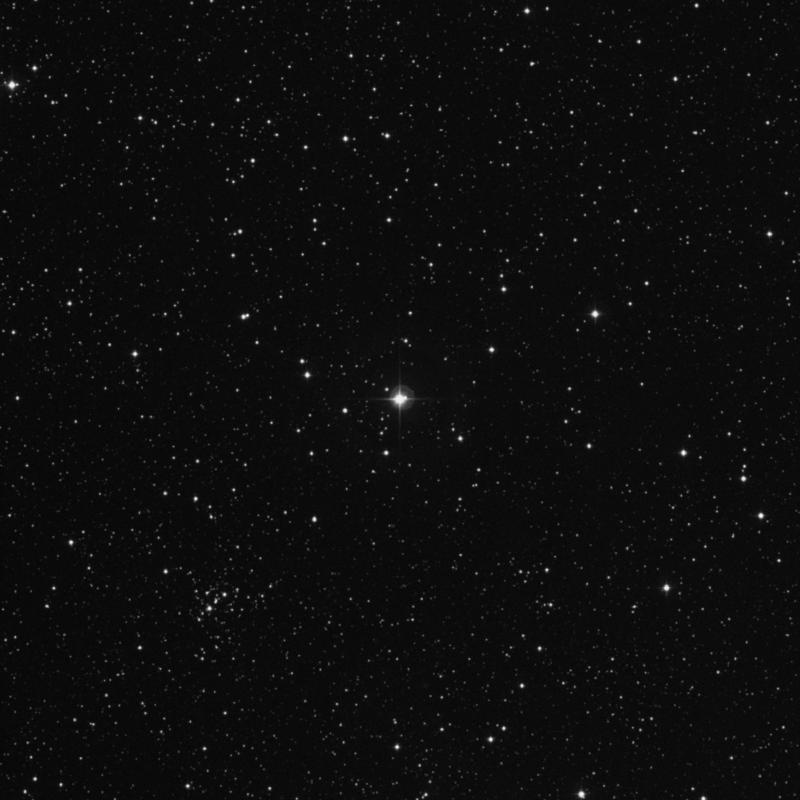 Image of HR2543 star