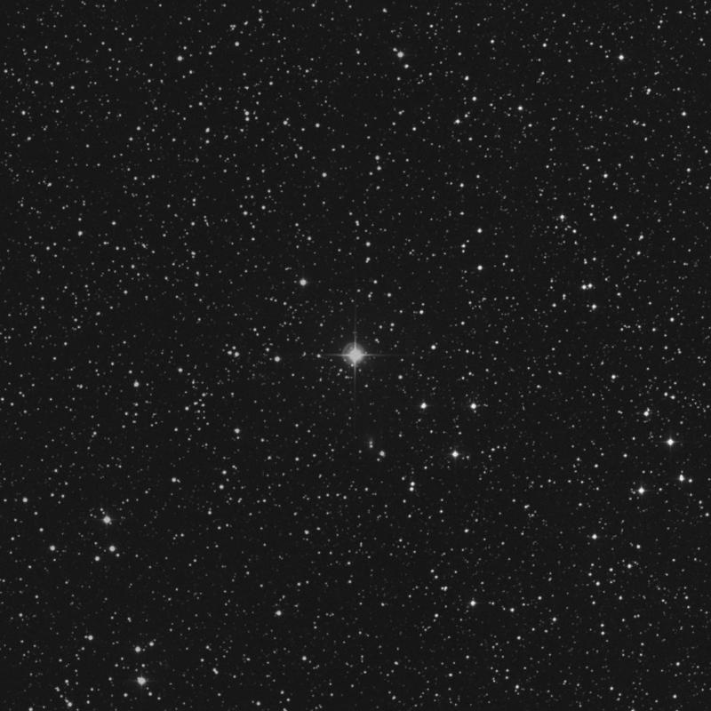 Image of HR2551 star