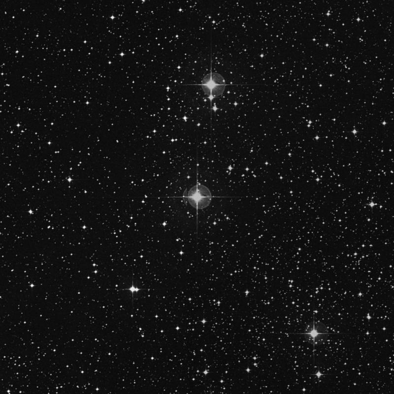 Image of HR2552 star