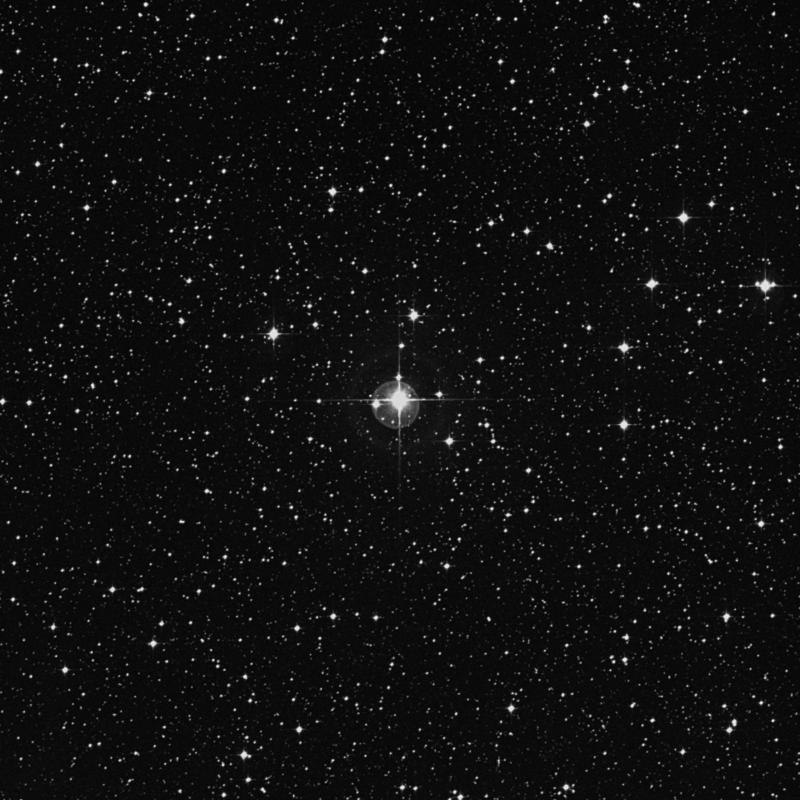 Image of HR2582 star