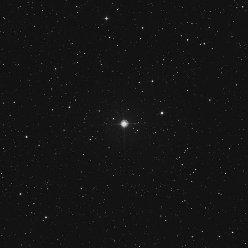 Image of HR2586 star