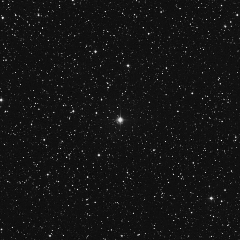 Image of HR2597 star