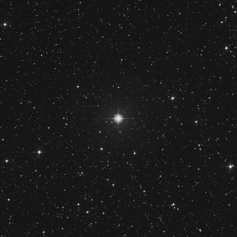 Image of HR2632 star