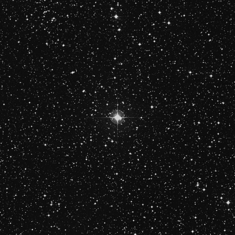 Image of HR2636 star