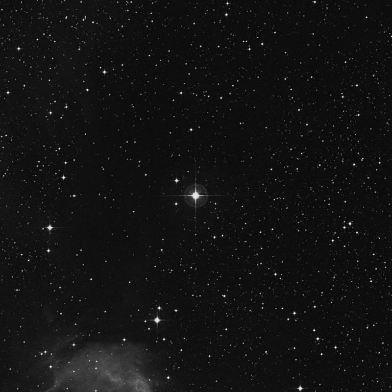 Image of HR2656 star